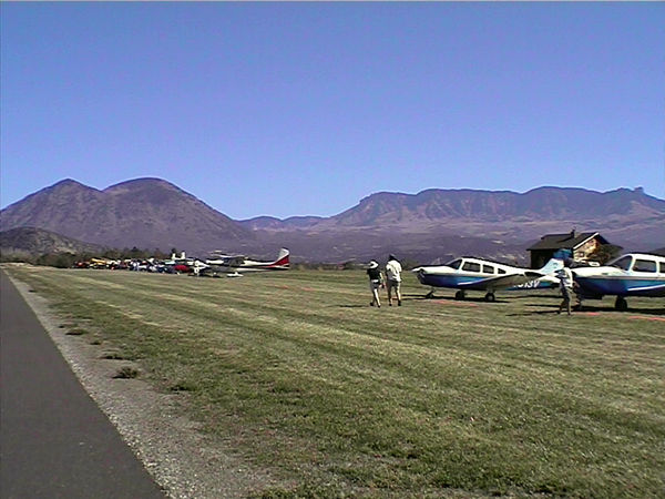 Planes, Trains, and Automobiles 2003 - aircraft parking